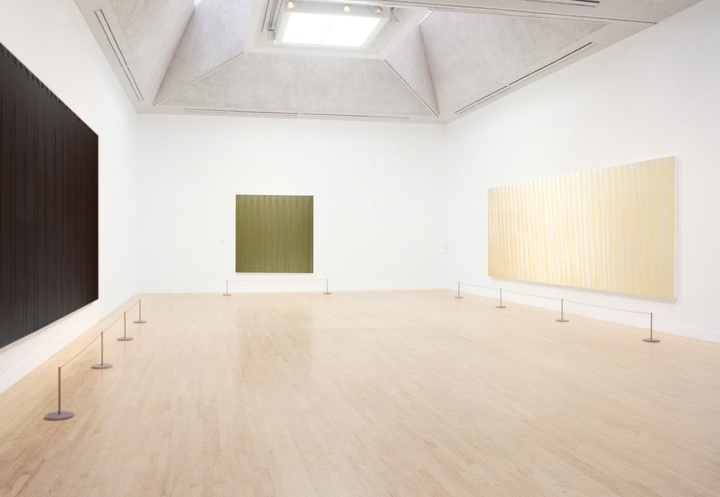 Turner Prize exhibition, Tate Gallery, London